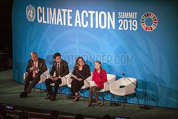 Guterres + Saha Roy + Costa + Thunberg