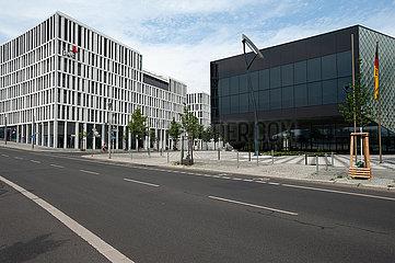 Berlin  Deutschland  Das Futurium im Regierungsviertel in Berlin-Mitte