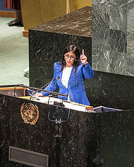 Delcy Eloina Rodriguez Gomez