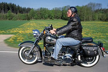 Thomas Stein  BMG Ariola  Harley Davidson  1998