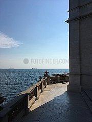 Castello di Miramare  Viale Miramare  Triest  Italien