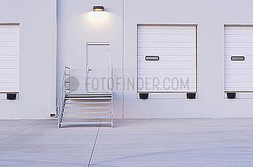 Distribution Center Bay Doors