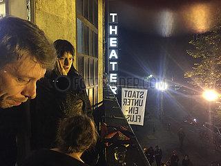 Hau  Hebbel Theater Berlin