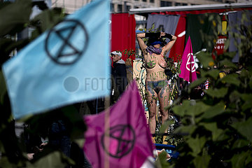 Extinction Rebellion Berlin