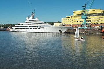 L?rssen-Werft Bremen