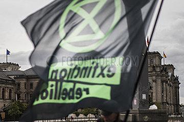 Extinction Rebellion in Berlin