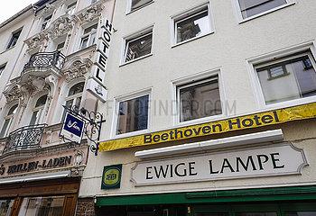 Beethoven Hotel  Bonn  Nordrhein-Westfalen  Deutschland