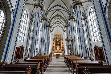 Name-Jesu-Kirche  Alt-Katholische Bischofskirche.  Bonn  Nordrhein-Westfalen  Deutschland