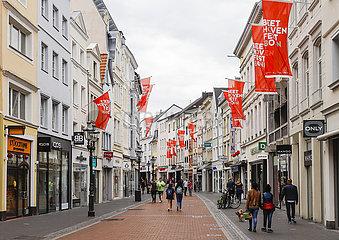Beethovenfest Bonn  Nordrhein-Westfalen  Deutschland