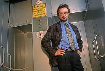 Heribert Prantl  Journalist  Sueddeutsche Zeitung  1998