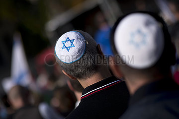 #unteilbar Demo against anti-Semitism
