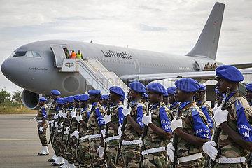 Bundeswehr Niger