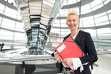 Silvia Breher als CDU-Bundesvize vorgeschlagen