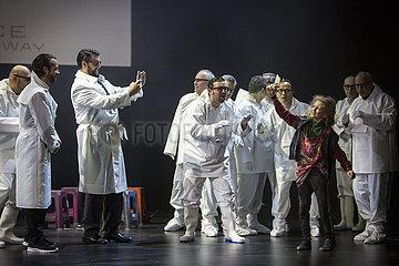 Theater St. Gallen KASCHTSCHEI / DIE NACHTIGALL