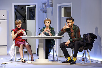 Renaissance-Theater NEIN ZUM GELD
