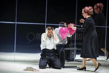 Deutsche Oper Berlin DER ZWERG