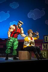 Theater St. Gallen L'ELISIR D'AMORE