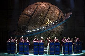 Komische Oper ROXY UND IHR WUNDERTEAM