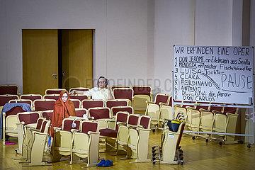 Staatsoper Berlin DIE VERLOBUNG IM KLOSTER