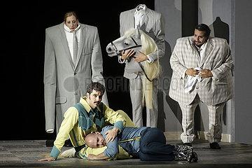 Deutsche Oper Berlin DON QUICHOTTE