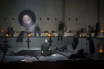 Theater St. Gallen L'INCORONAZIONE DI POPPEA