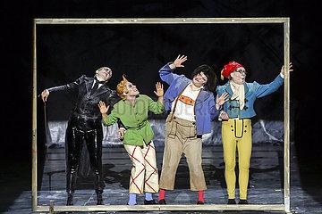 Berliner Ensemble MAX UND MORITZ