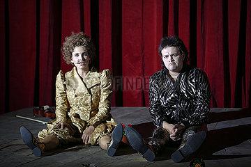 Berliner Ensemble FELIX KRULL
