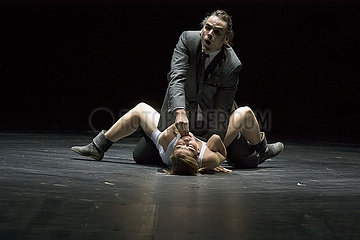 Deutsches Theater Berlin ANATOMIE TITUS FALL OF ROME