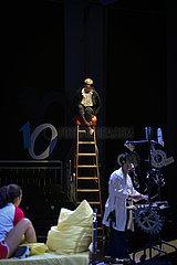 Deutsche Oper Berlin NACHT BIS ACHT
