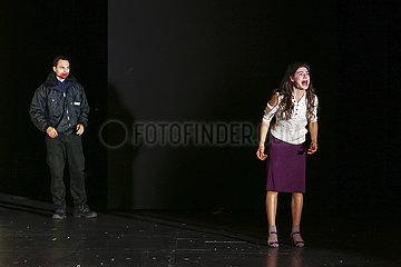 Deutsches Theater Berlin DIE STILLEN TRABANTEN