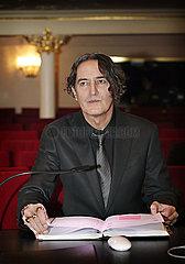 Thannen  Reinhard von der (Buehnen- und Kostuembildner  Regisseur)