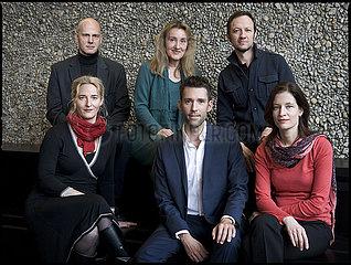 Jury Theatertreffen Berlin 2013