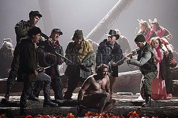 Komische Oper Berlin DER FREISCHUETZ