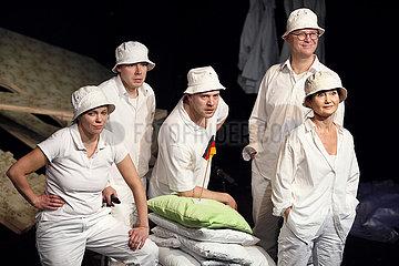 Deutsches Theater Berlin ODER BRUCH