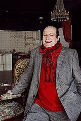 Lahav  Dan (Schauspieler  Theaterregisseur und Intendant)