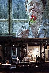 Staatsoper Unter den Linden Berlin AL GRAN SOLE CARICO D'AMORE