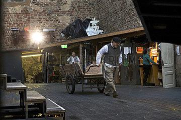Bad Hersfelder Festspiele 2012 Auftretender Schauspieler