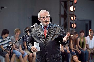 Bad Hersfelder Festspiele 2012 'EUROPOLIS 2050'