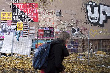 Gentrifizierung in Neukoelln  Berlin