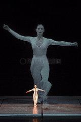 Childs  Lucinda (Taenzerin und Choreographin)
