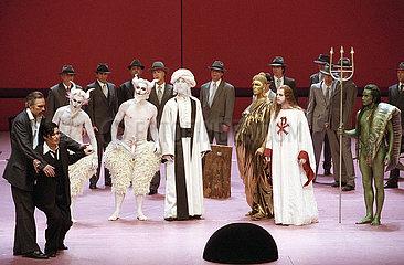 Deutsche Oper Berlin IDOMENEO