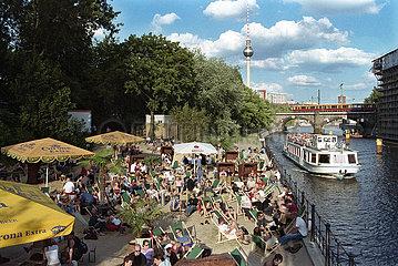 Strandbar Berlin-Mitte