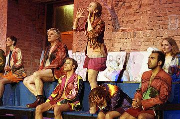 Dramatisches Theater ILIAS-PROJEKT 2003