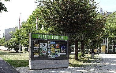 Kleist Forum Frankfurt (Oder)
