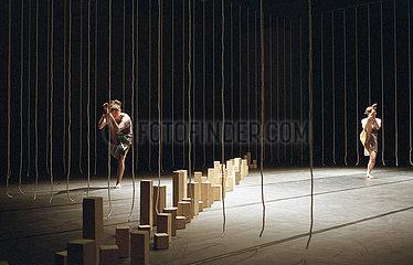 Internationales Tanzfest Berlin: John Jasperse Company