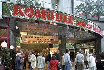 Komoedie am Kurfuerstendamm Berlin