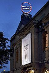 Berliner Ensemble  Theater am Schiffbauerdamm Berlin