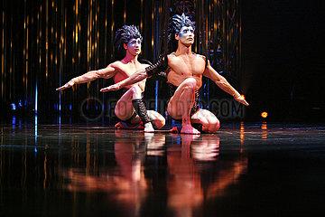 Cirque du Soleil Montreal VAREKAI