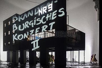 Volksbuehne Berlin GERMANIA