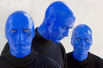 Blue Man Group (Performer)